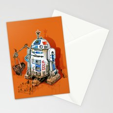 1st in space Stationery Cards