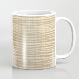 Spalted Maple Wood Coffee Mug