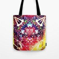 kafka Tote Bags featuring franz kafka - by stoneRage