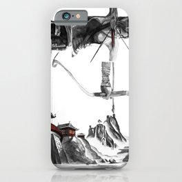 Lara Croft: Dimensional Shift  iPhone Case