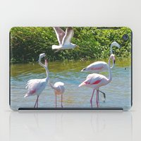 lovers iPad Cases featuring Lovers by CrismanArt