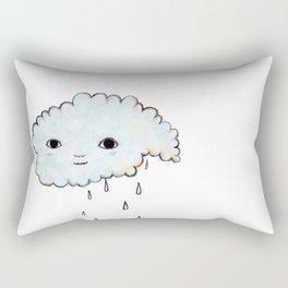 Amagumo Raincloud Rectangular Pillow