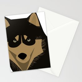 My Room Cat Stationery Cards