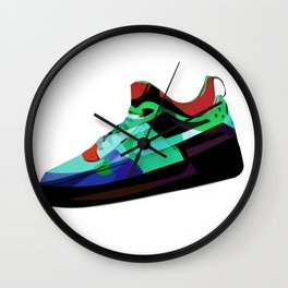 Air Force Ones (3 of 4) Wall Clock