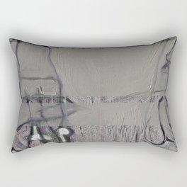 Lost Glitch Girl V1 Rectangular Pillow