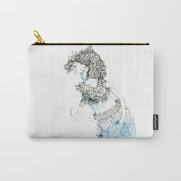 Water woman Carry-All Pouch