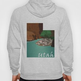 Utah: The Narrows Hoody