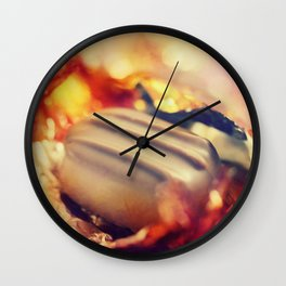 A little chocolate now and then... Wall Clock