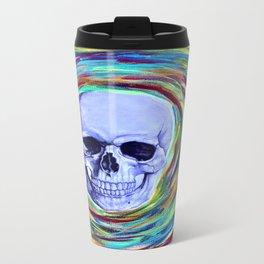 A Skull's Vortex Travel Mug