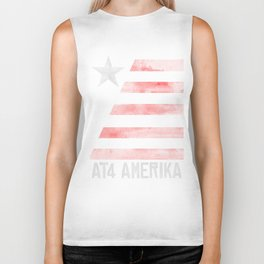 AT4 AMERIKA Biker Tank