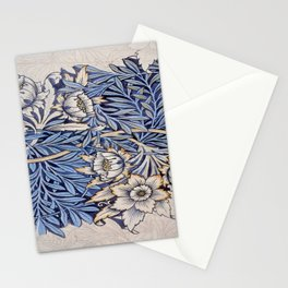 Art work of William Morris 4 Stationery Cards