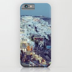Fira at Dusk II iPhone 6s Slim Case