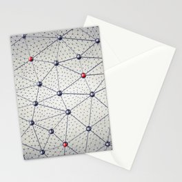Cryptocurrency network Stationery Cards