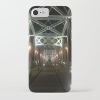 nashville iPhone & iPod Cases featuring Nashville Nights by Anthony J. Newton Designs