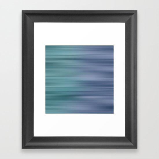A Winters Tale. Framed Art Print