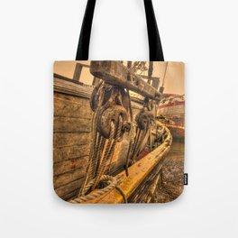 Rigging Tote Bag