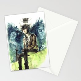 Nico Di Angelo - Son Of Hades Stationery Cards