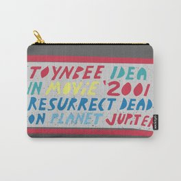 Toynbee Tile Carry-All Pouch