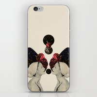 helen iPhone & iPod Skins featuring helen and clytemnestra by cardboardcities