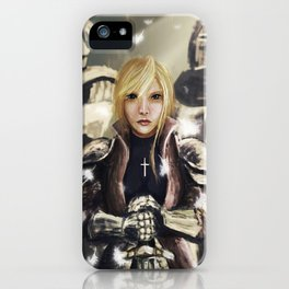 The Maid of Orleans iPhone Case