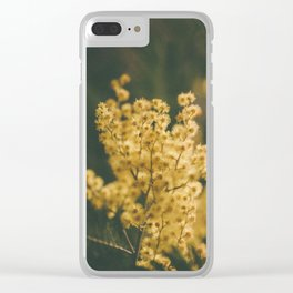 Breathing Nature (VII) Clear iPhone Case