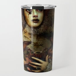 The Demon is hidden Travel Mug