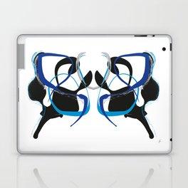 klein boogie butterfly Laptop & iPad Skin