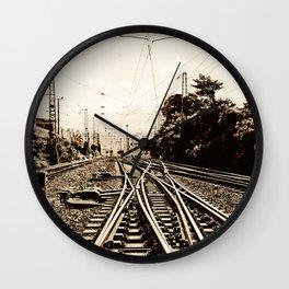 Way Forward Wall Clock