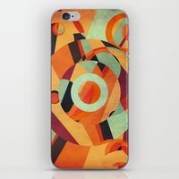 circus iPhone & iPod Skins featuring Circus by VessDSign