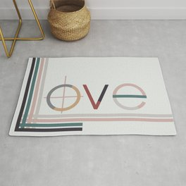 for Love Rug