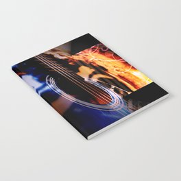 Acoustic Artistry Notebook