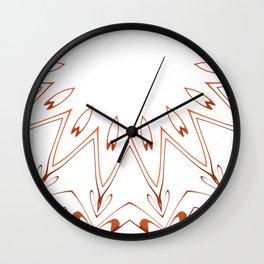 Art nouveau by lh Wall Clock