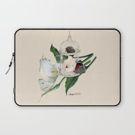 the cage door is always open Laptop Sleeve
