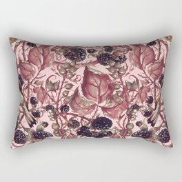 Garden Ornament IV Rectangular Pillow