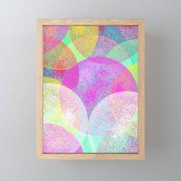 Fancy Ball Marble Art / GFTFancyBall047 Framed Mini Art Print