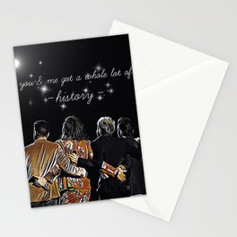 One Direction - History Stationery Cards
