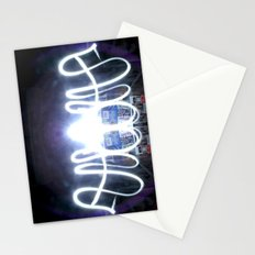 Lights II Stationery Cards