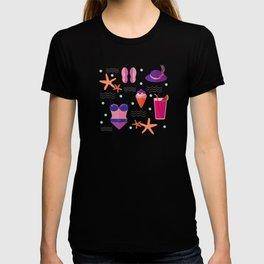 Summer Beach Time T-shirt
