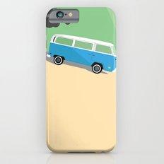 Dharma Van vs Smoke Monster iPhone 6s Slim Case