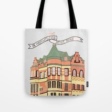 Archer Avenue Tote Bag