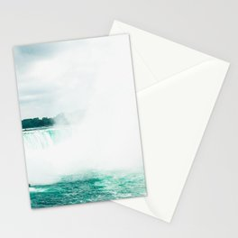Photograph of Niagara Falls on a Warm Summer's Day in Canada Stationery Cards