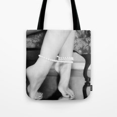 The Beauty of Pearls Tote Bag