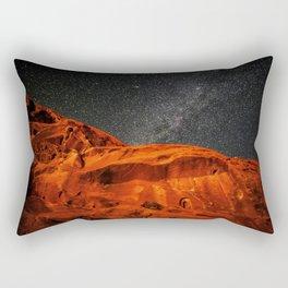 The Contrast Rectangular Pillow