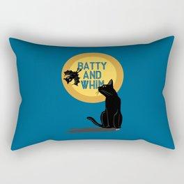 Batty and Whim Rectangular Pillow
