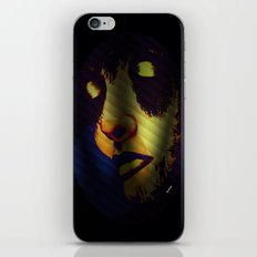 She Once Was 2 iPhone & iPod Skin