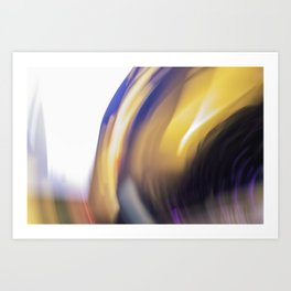 painting with light no. 1 Art Print