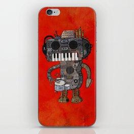 Musicbot iPhone Skin