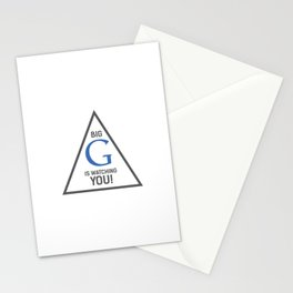 Cloud system Stationery Cards