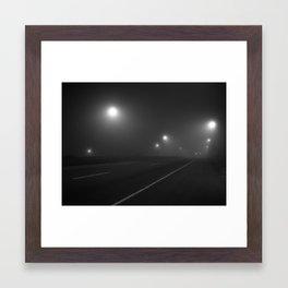 Highway 321 Framed Art Print
