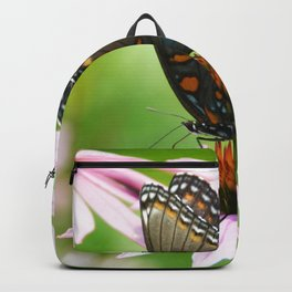 Butterfly Photograph 2 Backpack
